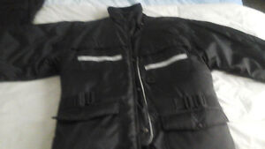 manteau et pantalon hiver