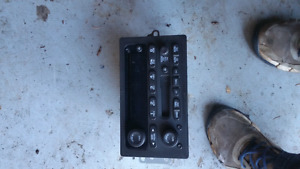 2005 vw jetta and Chevy tahoe head unit deck