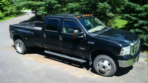 2005 Ford F-350 SD Diesel Lariat Crew Cab Dually 6.0 turbo