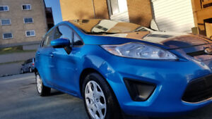 Ford Fiesta SE 2012 New MVI 129Kms + winter tires carproof
