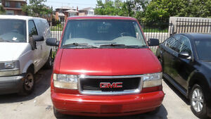 1997 GMC*  SAFARI* SLX*AUTO, LOADED