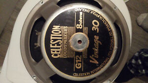 "Speaker 12"" Celestion Vintage 30 Made In England"