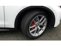 2017 Alfa Romeo Stelvio 2.2 D 210 Milano 5dr with Low Automatic Diesel Estate
