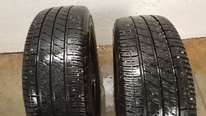 M&S Tiger Paw - 2 Tires for $50.00