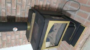 Napoleon Gas Fireplace GS3500N - Great Shape