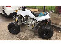 Bashan 250cc road legal quad bike
