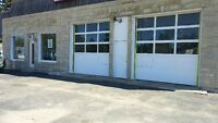 FULLY equipped shop fot lease