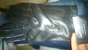 Brand new woman's designer gloves from the bay