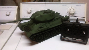Heng long t-34 radio control