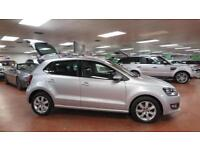 2012 VOLKSWAGEN POLO 1.2 60 Match AC 5Dr