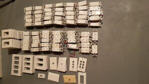 electircal switches, outlets, wall plates