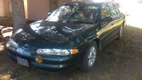 2000 Oldsmobile Intrigue 3.5 litre V6 Sedan