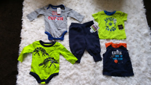 Baby clothing new with tags 3-6 months