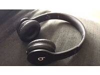 MATTE BLACK - Dr Dre Beats Solo HD