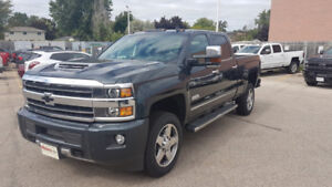 2018 Chevrolet High Country 2500HD Duramax **NEW**0%