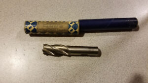 End Mills and Cutting tools