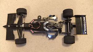 Tamiya 1/10 Scale Indycar F103L Chassis with Body Radio Control