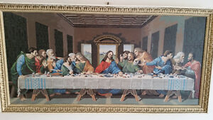The Last Supper (Christ and the 12 Desciples)