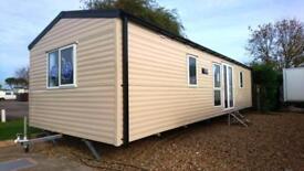 Static Caravan Nr Clacton-on-Sea Essex 2 Bedrooms 6 Berth Willerby Johnson 2018