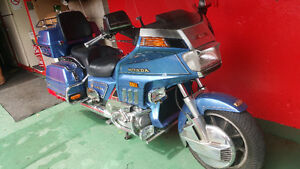 Honda Goldwing Immaculate conditon low kms