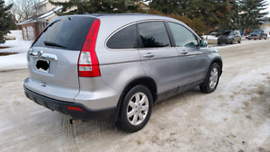 2007 HONDA CR-V EXL limited Edition  LEATHER