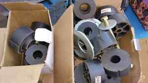 """Ford Ranger 1.5""""  body lift and new bushings"""