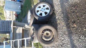 Ford windstar and ford focus tires