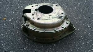 REDUCED!!!  Ansen Small Block Ford Scatter Shield VIntage
