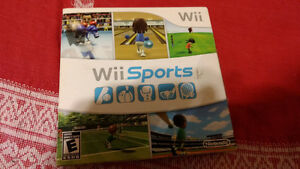 wii sports for sale