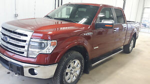 2014 Ford F-150 Lariat Pickup Truck, PST Paid, Financing Avail.