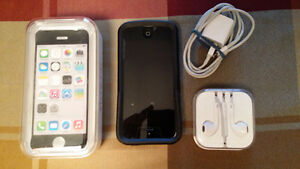 BRAND NEW IPHONE 5C VIDEOTRON 16GB $180 - UNLOCKED (MONTREAL)