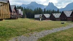 Chalet @ Banff Gate Mountain Res -June 28 - July 5 or Aug 3 - 17