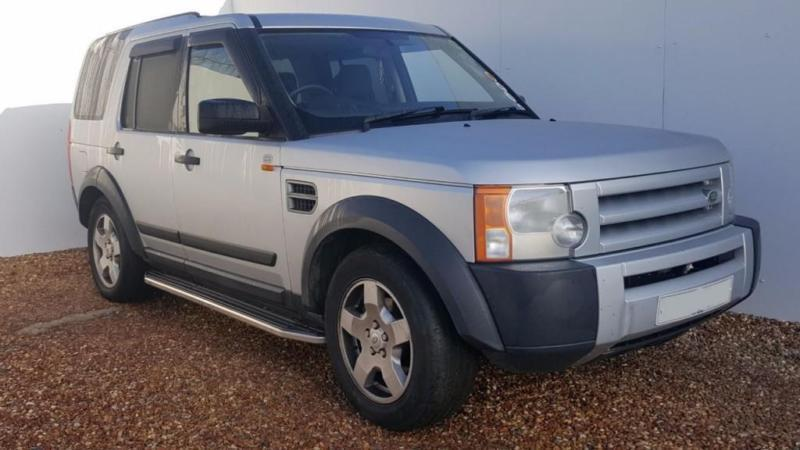 2007 07 LAND ROVER DISCOVERY 2.7 3 TDV6 GS 5D 188 BHP DIESEL