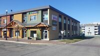Upper Level Office Downtown Grande Cache