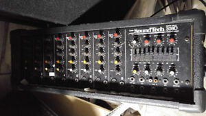 PA system (active)
