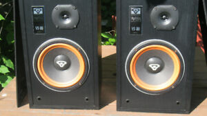 Cerwin Vega S 80 Speakers