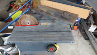 Table/Band Saw