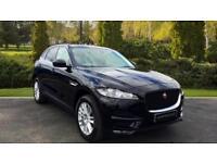 2016 Jaguar F-PACE 2.0d Portfolio 5dr AWD Automatic Diesel 4x4