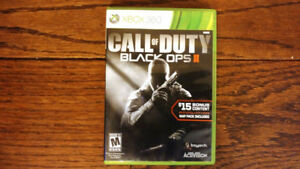 Black Ops 2 for XBOX 360