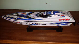 Traxxas Blast Boat complete and ready to go