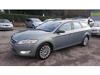 ONLY 57715 MILES 2008 FORD MONDEO TITANIUM X DIESEL ESTATE 2.0 TDCI 140 MANUAL