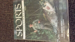 old outdoor life and sports illustrated