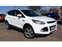 2015 Ford Kuga 2.0 TDCi 163 Titanium X Powers Automatic Diesel 4x4