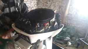 15 hp johnson boat motor