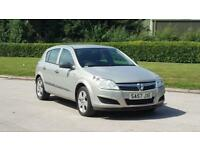 2007 Vauxhall Astra 1.8 i 16v Life 5dr