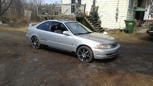 2000 Honda Civic Si Bicorps