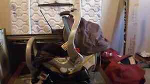 Baby trend expedition travel system- jogging stroller