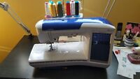 Brother Innovis 6700 Embroidery Machine and Accessories