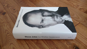 Steve Jobs hardcover book