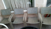 11 piece patio set must go asking $450obo..